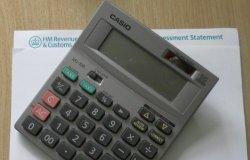Self-employed tax calculator U
