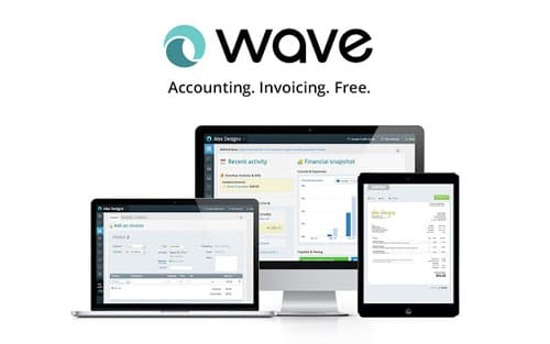 Free bookkeeping software - WAVE