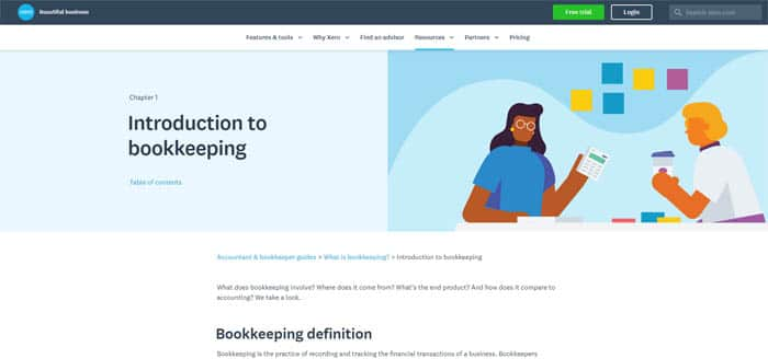 Xero Bookkeeping Course Online or ebook