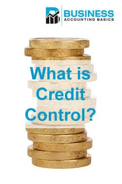 What is credit control