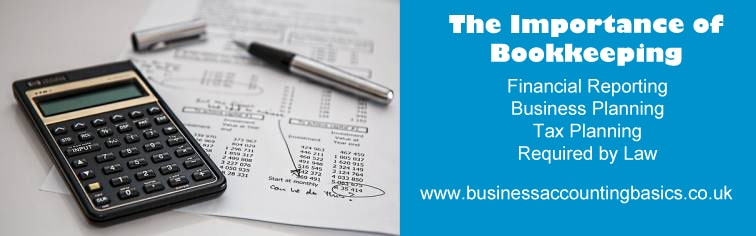 The importance of bookkeeping