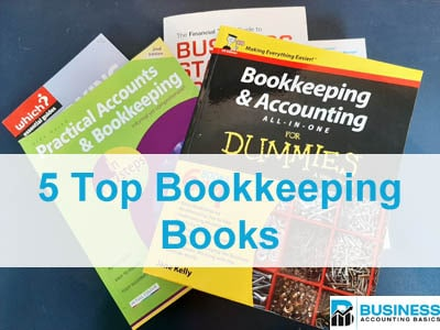 5 Top Bookkeeping Books